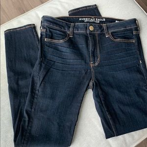 VGUC Sz 12 American Eagle Jeggings or Jeans